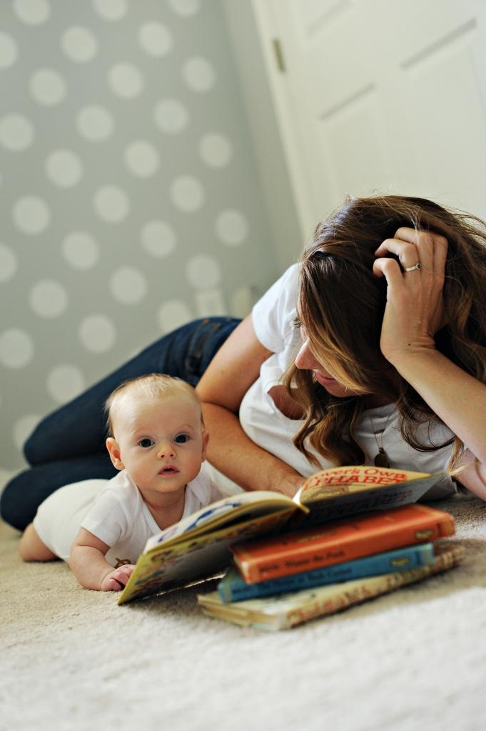Bookworm babe
